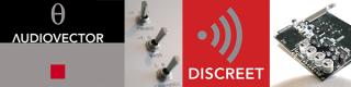 Vi spiller på Audiovector Ki1 Signature Discreet
