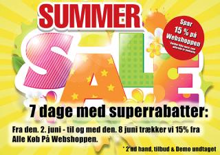 Summersale 2014