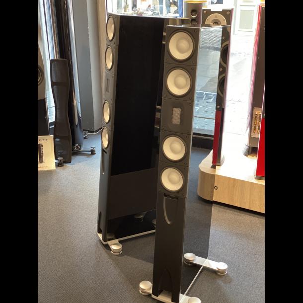 Raidho Acoustics X-3 /brugt sæt i sort piano