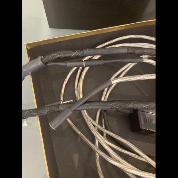 synergistic researchAktivt XLR kabel 1m /brugt