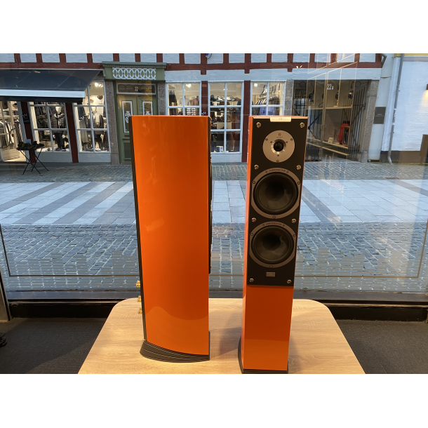 Audiovector SR 3 Super /demo-sæt i lamborghini orange