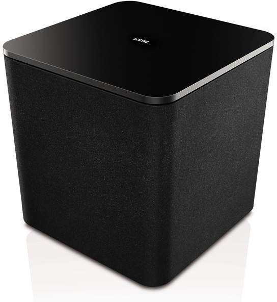 loewe klang 1 subwoofer black klang 1 lydspecialisten aps. Black Bedroom Furniture Sets. Home Design Ideas