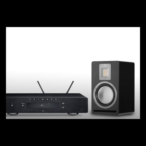 Primare I15 prisma + Audiovector QR 1/sæt