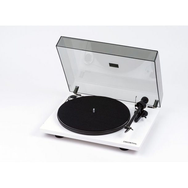 Pro-Ject Essential III med ortofon OM10 pick-up