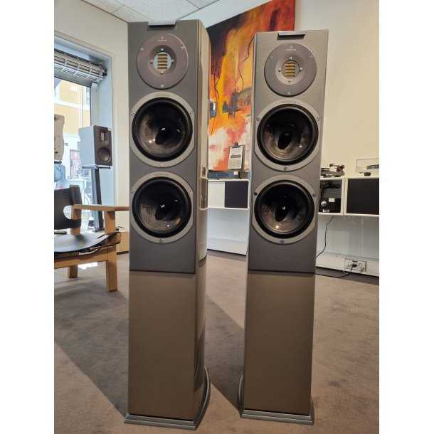 Audiovector R3 Arrete Titanium grey /sætpris