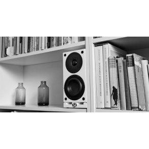 Kompakte højttalere