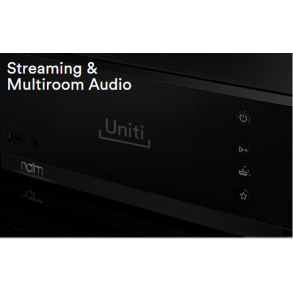 Streaming & Multiroom Audio