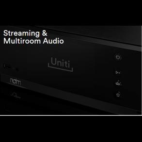 Streaming & Multiroom Audio