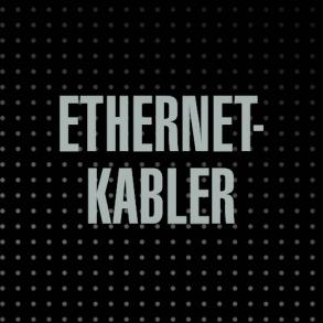 Ethernet kabler