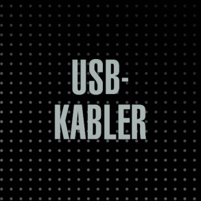 USB kabler