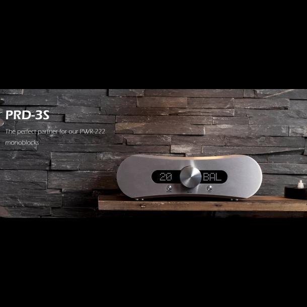 Gato PRD-3S Preamplifier and DAC