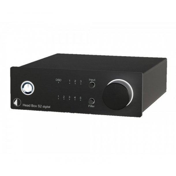 Pro-ject HEAD BOX S2 Digital